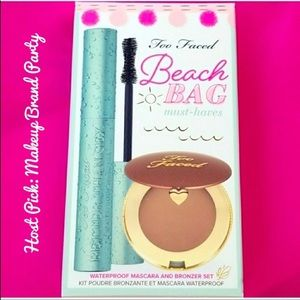 Too Faced Beach Bag Must-Haves Set